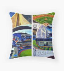 Stadium Series #1 Throw Pillow