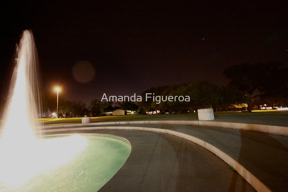 Highway to Nowhere by Amanda Figueroa