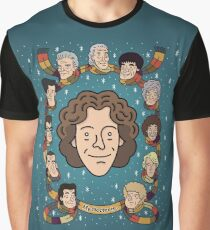 My Doctor is... The Eighth Doctor Graphic T-Shirt