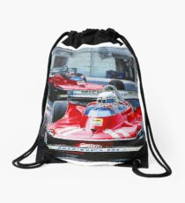 Monaco GP, 1979 Drawstring Bag
