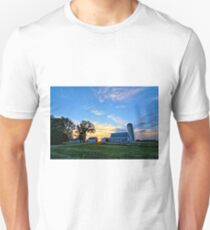 Floyd County Sunrise 3 Unisex T-Shirt