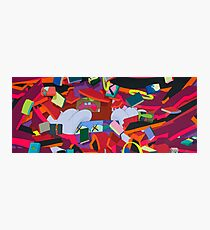 Kaws Photographic Print