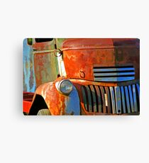 Blast from the Past 6 Canvas Print