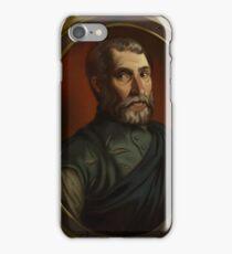 Camillo Agrippa iPhone Case/Skin
