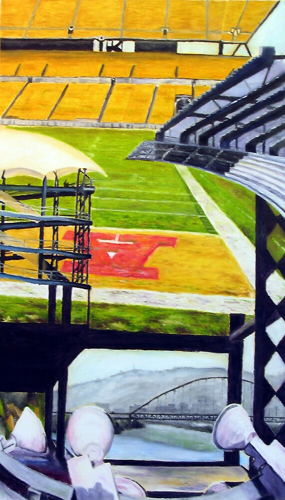 Heinz Field by Christopher Ripley