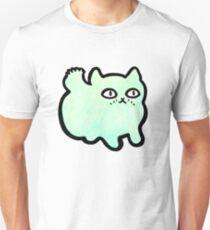 Minty Kitty Unisex T-Shirt