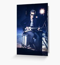 Doctor Disco Greeting Card
