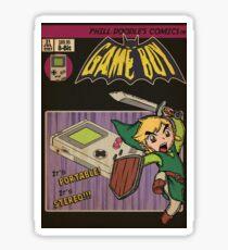 Retrorama Game boy Sticker