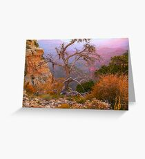 Lay My Ashes Here Greeting Card