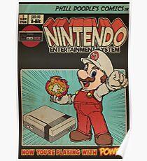 Retrorama NES Poster