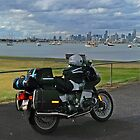 My RS100 Williamstown Looking to Melbourne by Paul Gilbert