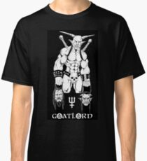 Goatlord Justice Classic T-Shirt