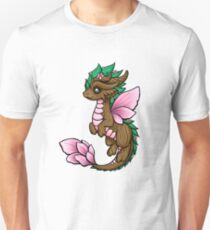 Flower Dragon Elemental T-Shirt