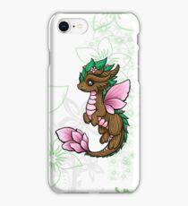 Flower Dragon Elemental iPhone Case/Skin
