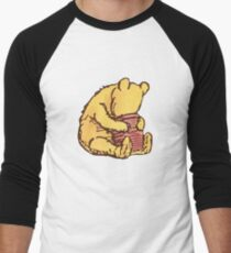 Winnie the Pooh Men's Baseball ¾ T-Shirt