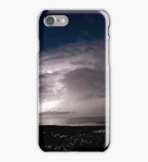 Cleveland Point - Storm Chase iPhone Case/Skin
