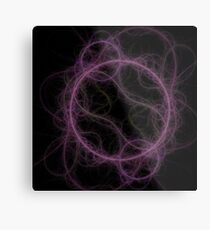 Fractal - 0003 - All Loops Metal Print