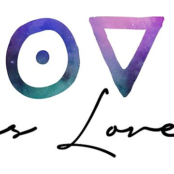 Love is love | That's it! by Ormente