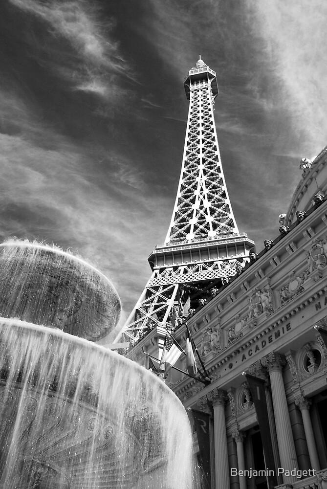 No. 1, La Tour Eiffel de Vegas by Benjamin Padgett