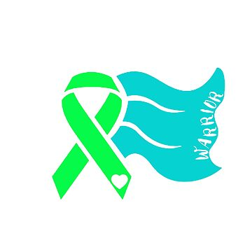 Awareness Ribbon Cape - Green by purrfectpixx