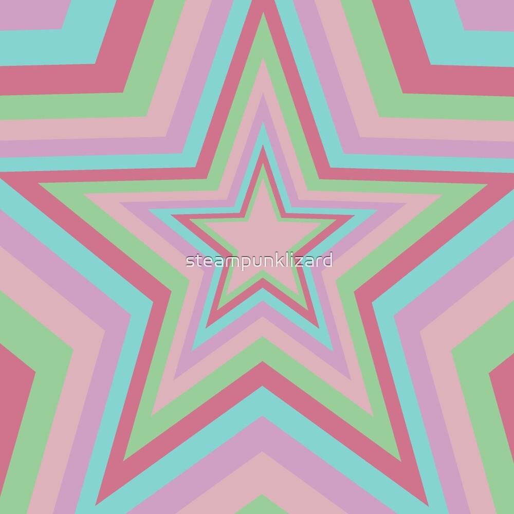 Star by steampunklizard