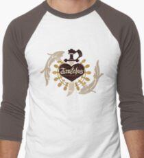 Final Fantasy IX - Tantalus Theatre Troupe Men's Baseball ¾ T-Shirt