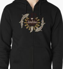 Final Fantasy IX - Tantalus Theatre Troupe Zipped Hoodie