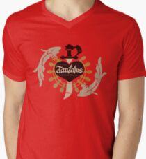 Final Fantasy IX - Tantalus Theatre Troupe Men's V-Neck T-Shirt