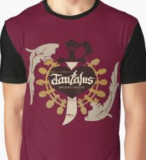 Final Fantasy IX - Tantalus Theatre Troupe Graphic T-Shirt