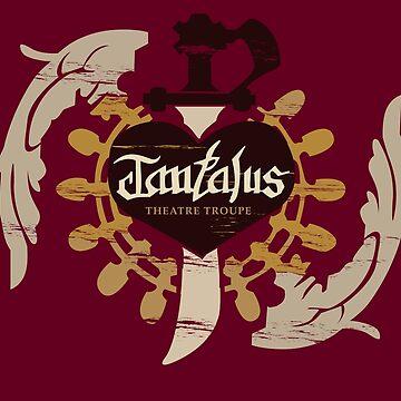 Final Fantasy IX - Tantalus Theatre Troupe by EmilyFajardo