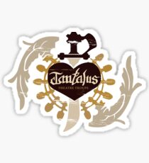 Final Fantasy IX - Tantalus Theatre Troupe Sticker