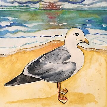 Seagull  by SurlyAmy