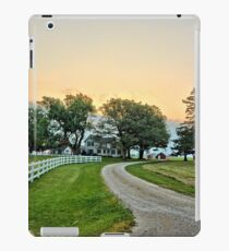 Butler County Farm iPad Case/Skin