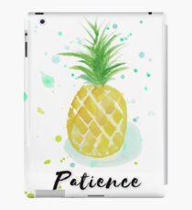 Fresh Natural Fruit Pineapple iPad Case/Skin