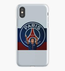 Paris Saint-Germain Painting iPhone Case/Skin