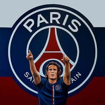 Paris Saint-Germain Painting by PaulMeijering