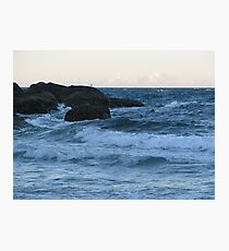 """""""Nor Easter"""" Photographic Print"""