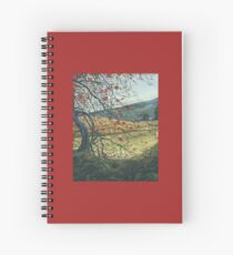 Rowan Tree Spiral Notebook