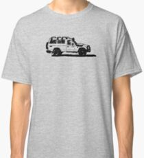 Troopy - Large Classic T-Shirt