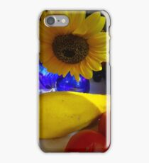 Summer Joys in the Kitchen iPhone Case/Skin
