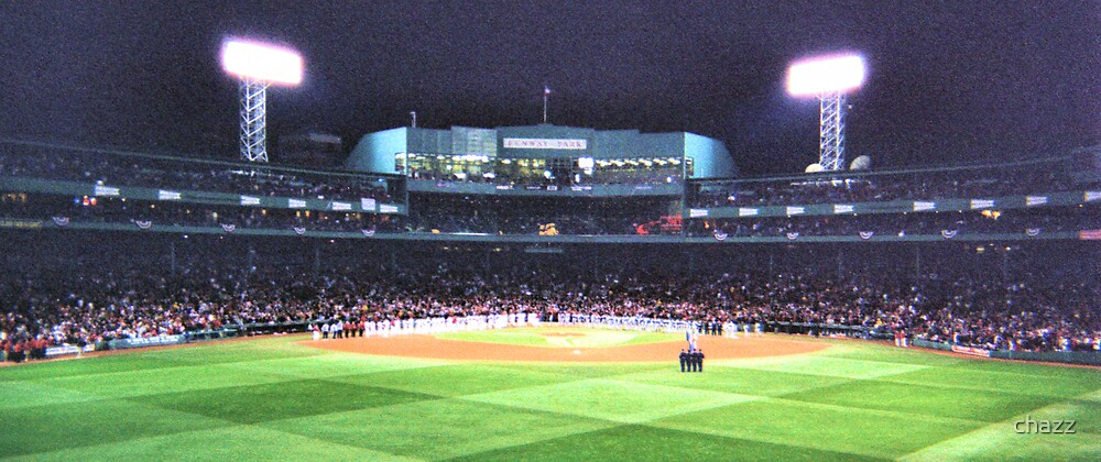 Red Sox VS. Yankees by chazz
