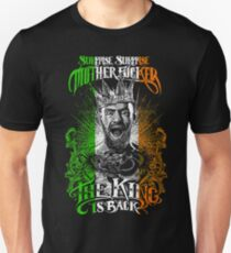 The Shocked Surprise By Conor Unisex T-Shirt