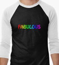 Fabulous T-Shirt Men's Baseball ¾ T-Shirt