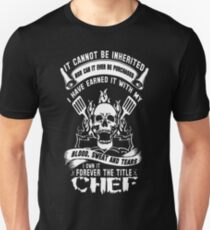 Chef swedish chef chef (male) politics chef (mal T-Shirt  Unisex T-Shirt