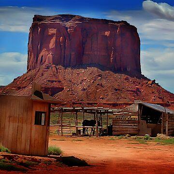 Monument Valley, Utah by melinda