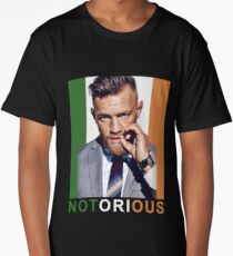 Conor Mcgregor - The notorious Long T-Shirt