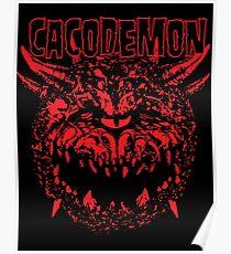Cacodemon Poster