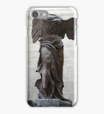 Winged Victory of Samothrace Louvre Museum iPhone Case/Skin
