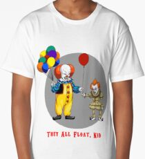 They all float Kid Long T-Shirt