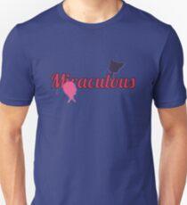 Miraculous Ladybug: Tikki and Plagg Kwami Silhouettes Unisex T-Shirt